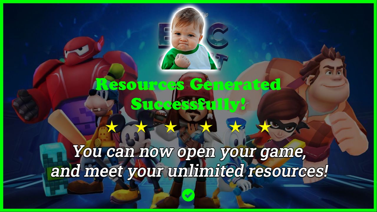 Disney Epic Quest hack tool 2020