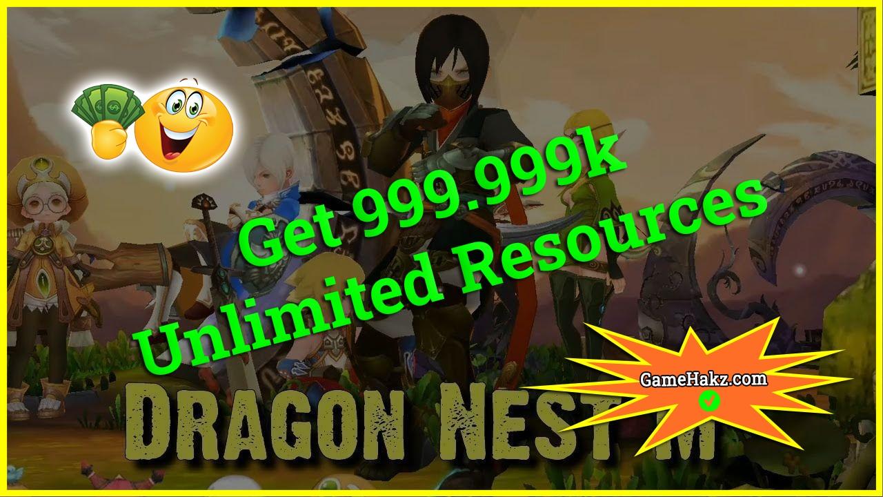 Dragon Nest M hack 2020
