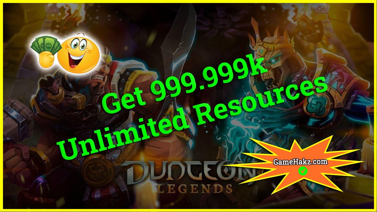 Dungeon Legends Quest Hunter hack 2020