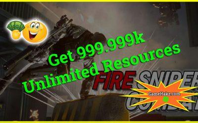 Fire Sniper Combat Hack Tool Online