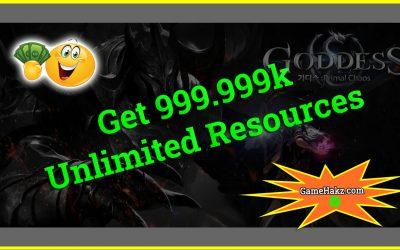 Goddess Primal Chaos Hack Tool Online