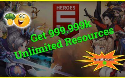 Heroes 5 Hack Tool Online