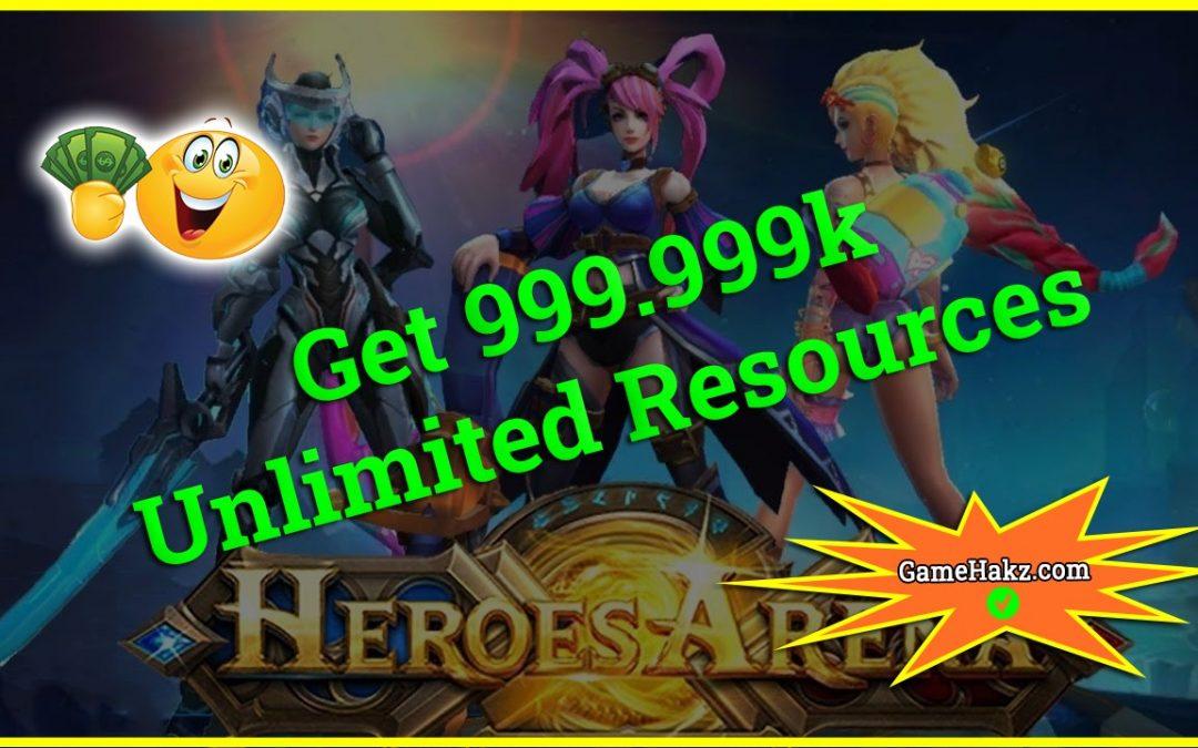 Heroes Arena Hack Tool Online