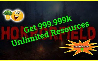Horrorfield Hack Tool Online