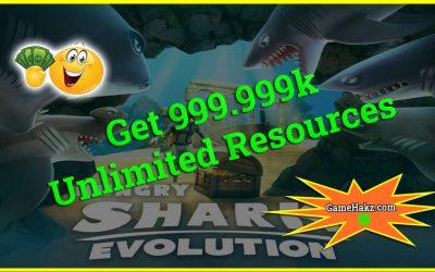 Hungry Shark Evolution Hack Tool Online