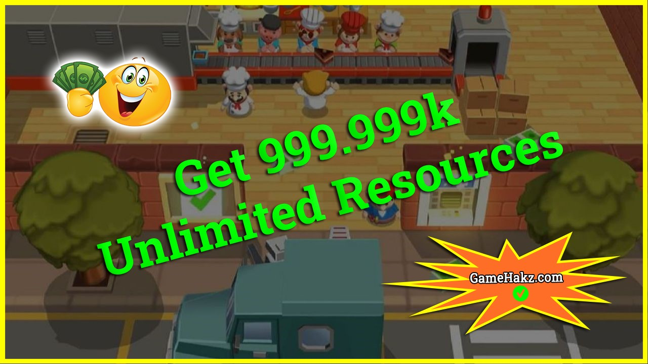 Idle Cooking Tycoon hack 2020