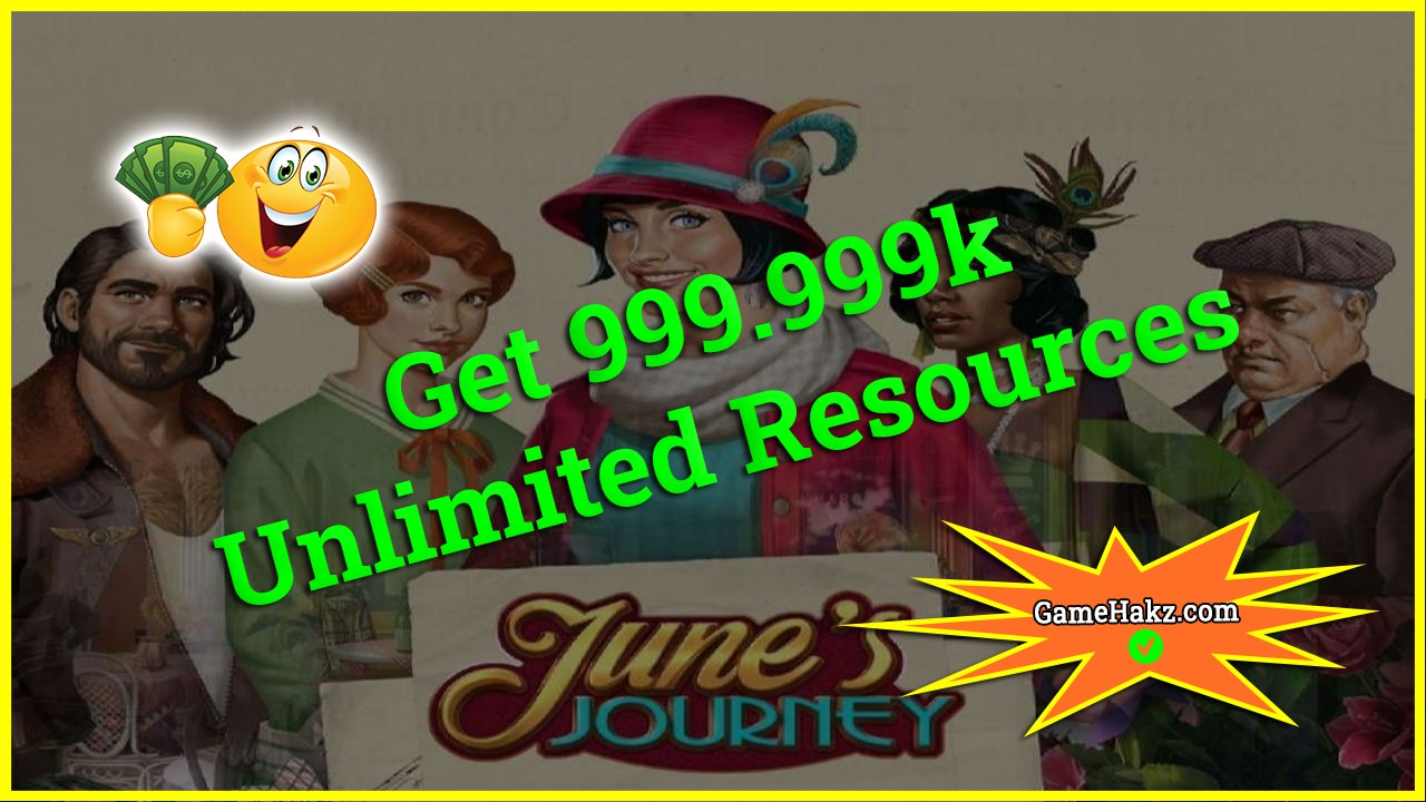 Junes Journey hack 2020