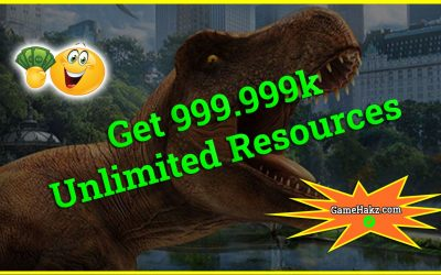 Jurassic World Alive Hack Tool Online