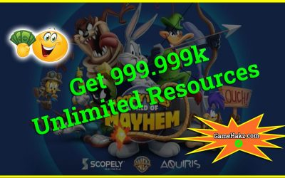 Looney Tunes World Of Mayhem Hack Tool Online