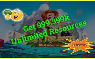 Lost Island Adventure Hack Tool Online