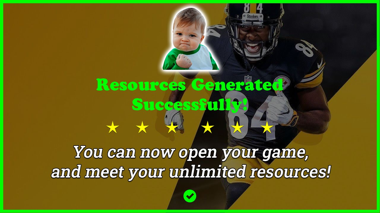 Madden NFL Overdrive Football hack tool 2020