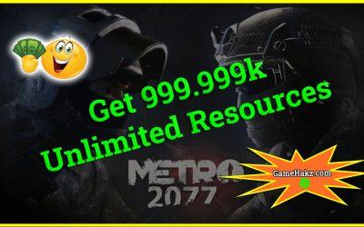 Metro 2077 Last Standoff Hack Tool Online