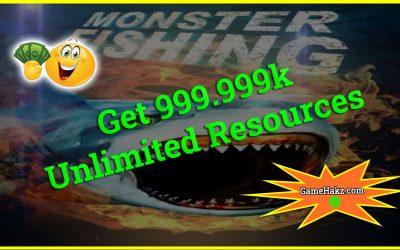 Monster Fishing 2018 Hack Tool Online
