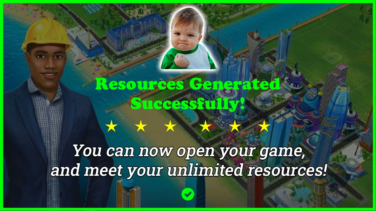 My City Entertainment Tycoon hack tool 2020