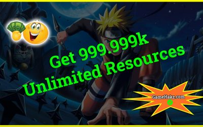 Naruto X Boruto Ninja Voltage Hack Tool Online