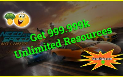 Need For Speed No Limits Hack Tool Online