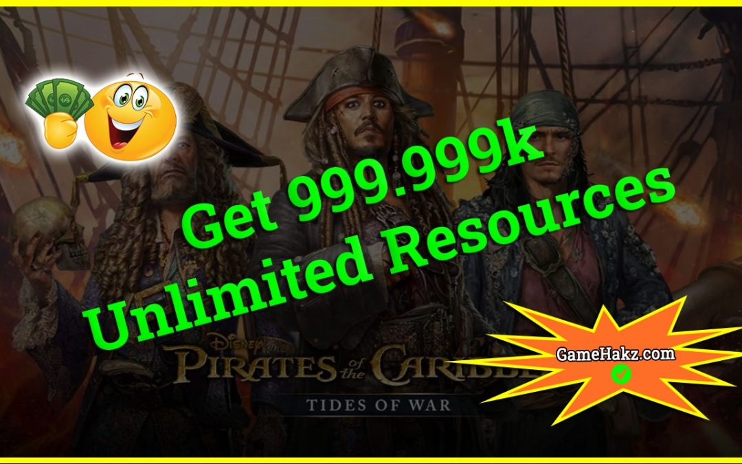 Pirates Of The Caribbean Tides Of War Hack Tool Online