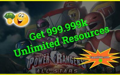 Power Rangers All Stars Hack Tool Online