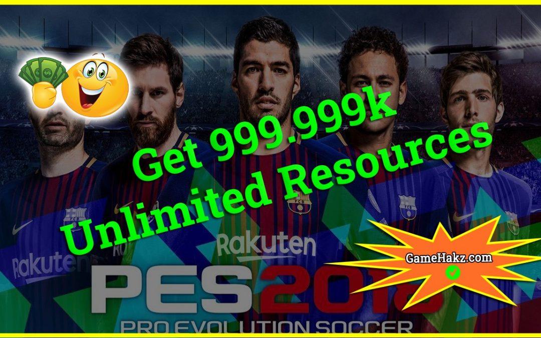 Pro Evolution Soccer 2018 Hack Tool Online