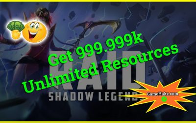 Raid Shadow Legends Hack Tool Online