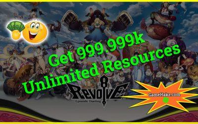 Revolve 8 Hack Tool Online