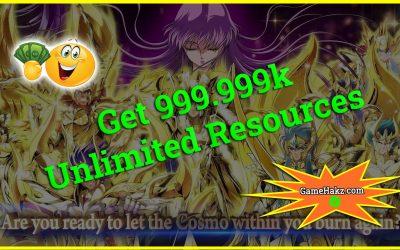 Saint Seiya Cosmo Fantasy Hack Tool Online