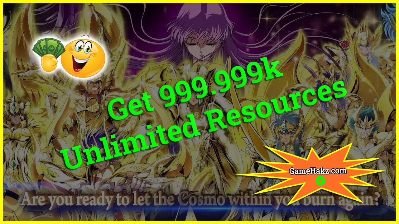 Saint Seiya Cosmo Fantasy hack 2020
