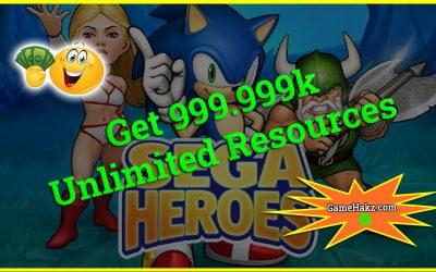 Sega Heroes Hack Tool Online