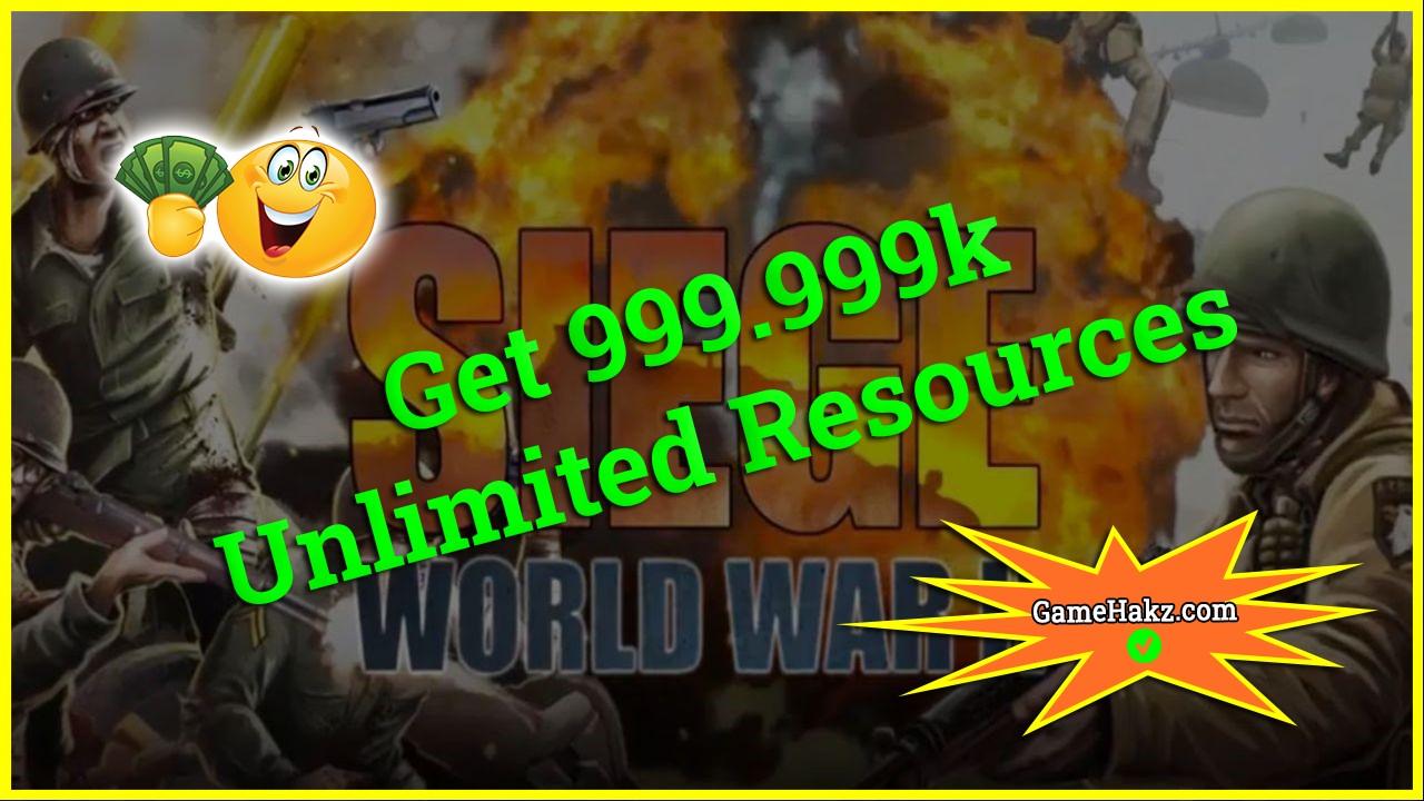 Siege World War II hack 2020
