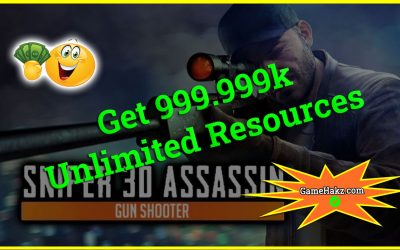 Sniper 3d Assassin Gun Shooter Hack Tool Online