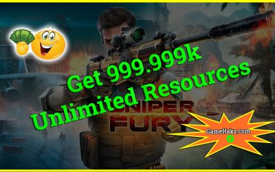 Sniper Fury Hack Tool Online