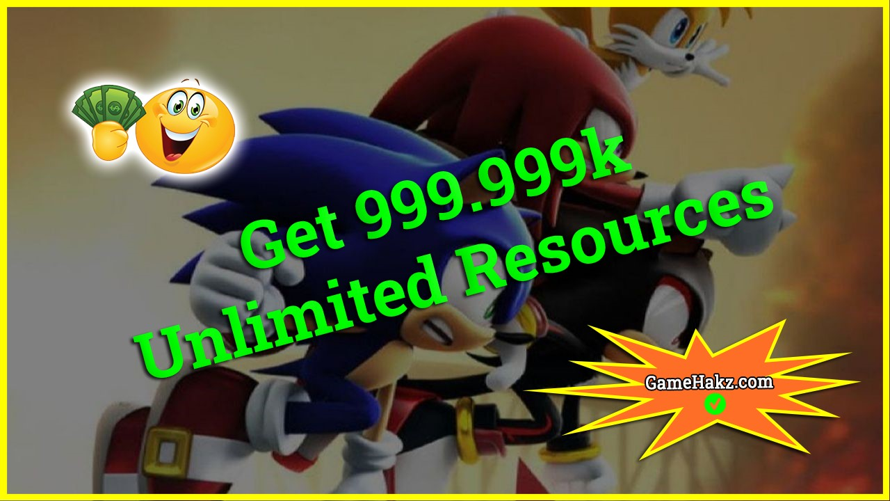 Sonic Forces Speed Battle hack 2020