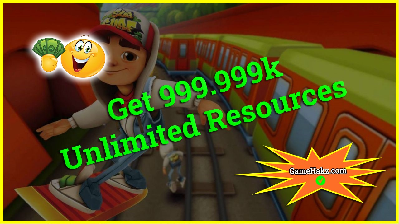 Subway Surfers hack 2020