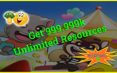 Talking Tom Candy Run Hack Tool Online