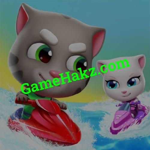 Talking Tom Jetski 2 hack diamonds