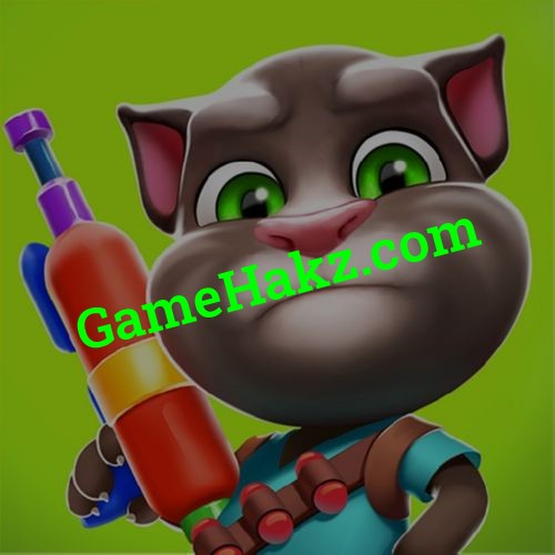 Talking Tom Camp hack gems