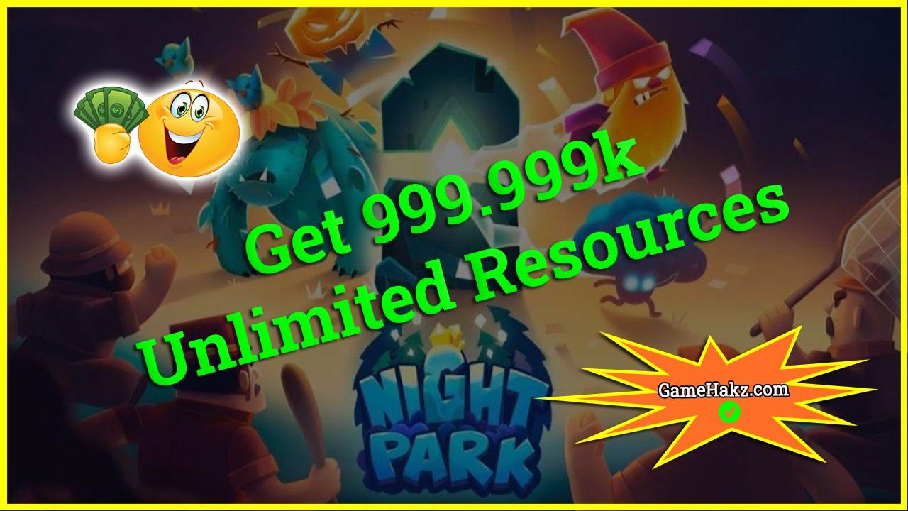 The Night Park hack 2020