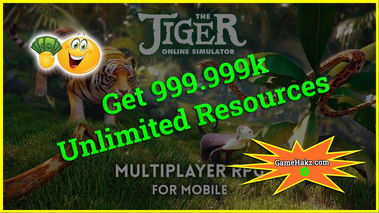 The Tiger Online Rpg Simulator hack 2020