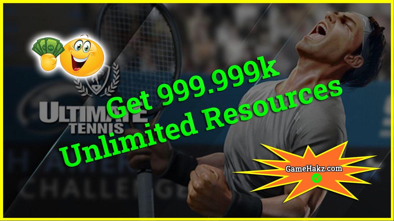 Ultimate Tennis hack 2020