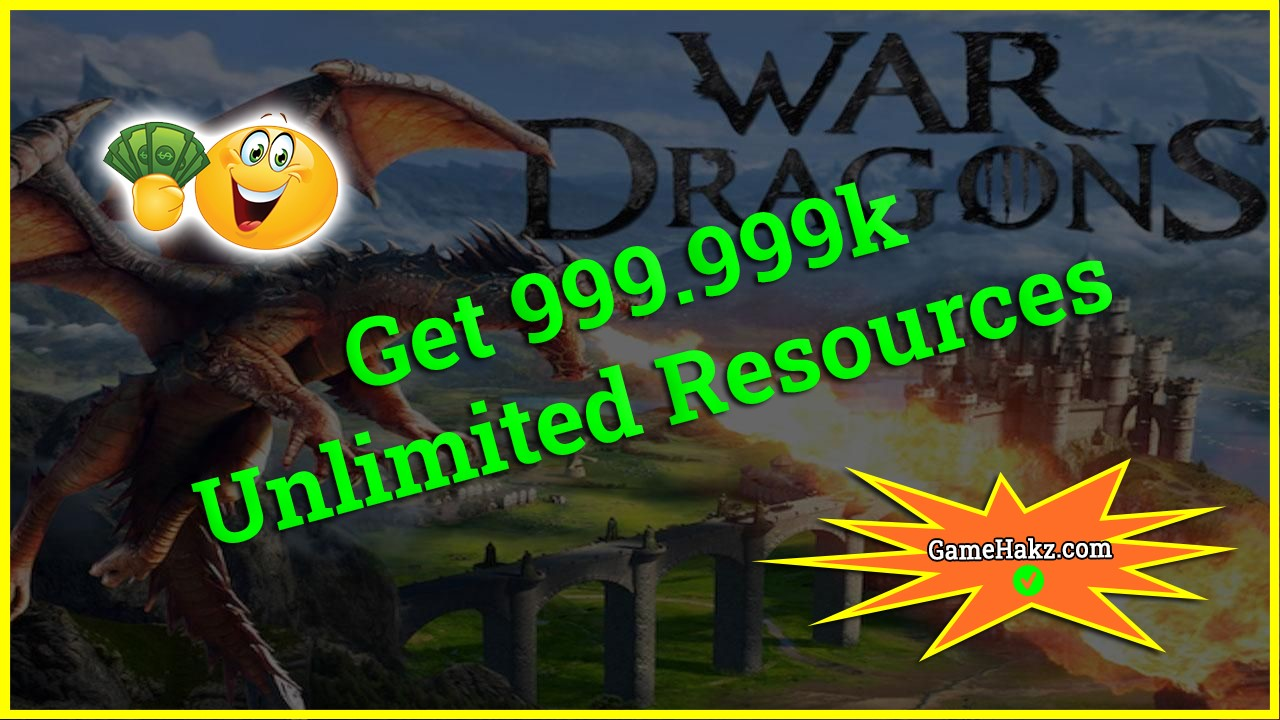 War Dragons hack 2020