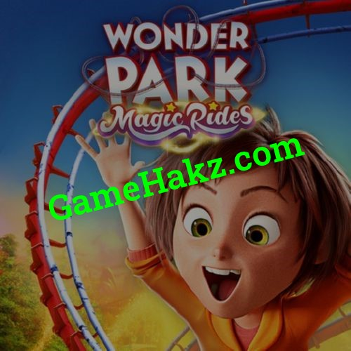 Wonder Park Magic Rides Game hack gems