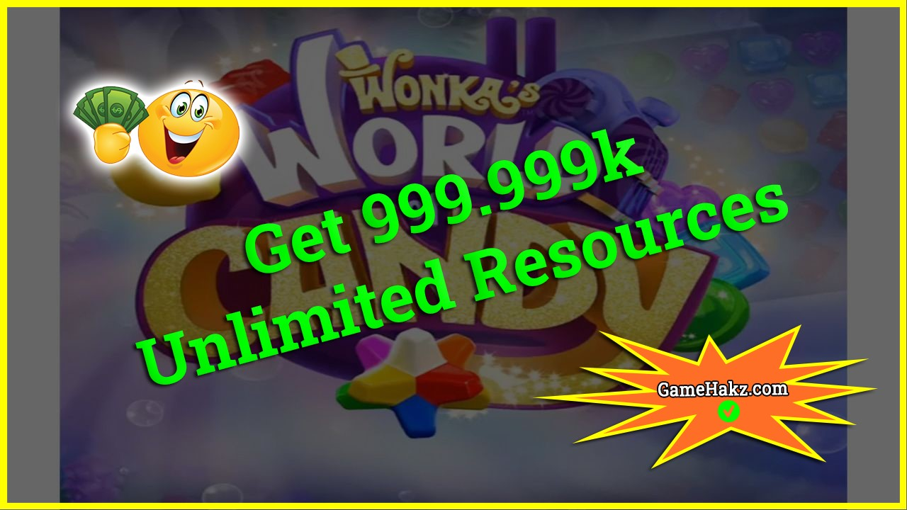 Wonkas World Of Candy hack 2020
