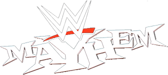 WWE Mayhem logo